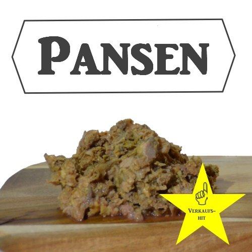 24x 500g grüner Pansen (12kg) - Barf für Hunde / Hundefutter / Katzenfutter / Frostfutter / Frostfleisch / Barf Paket / Barffleisch / Frisches Futter / Frischfutter