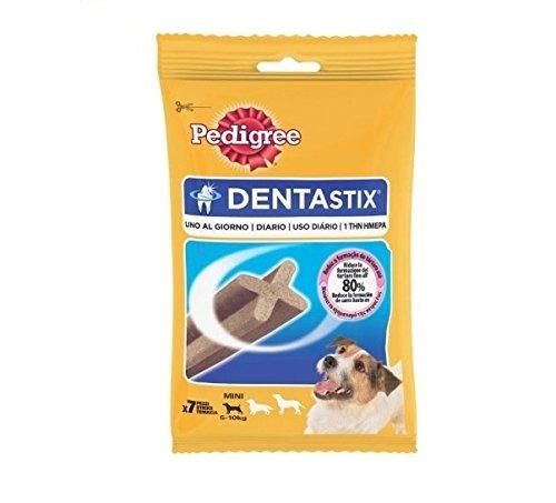 , Dentastix Mini-Snack für die Mundhygiene für Welpen und Hunde-Größe klein