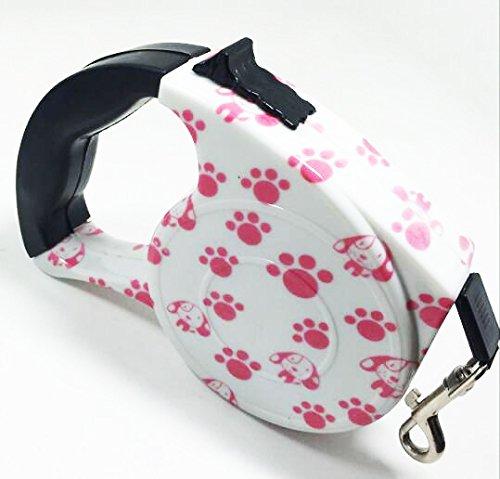 hundeleinen fr kleine groe hunde roll leine 5m gurt fr. Black Bedroom Furniture Sets. Home Design Ideas