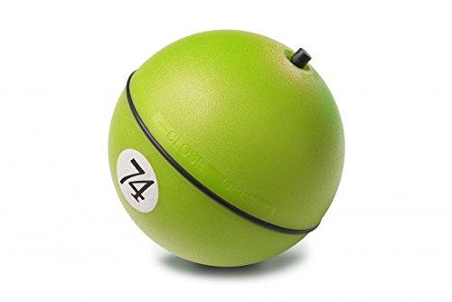 Hundespielzeug: 2 x MAGIC BALL D&D lime Ø 8cm #699-415351