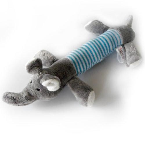 Hundespielzeug Plüsch-Sound-Haustier-Welpen kauen Quietsche Squeaky Model 3