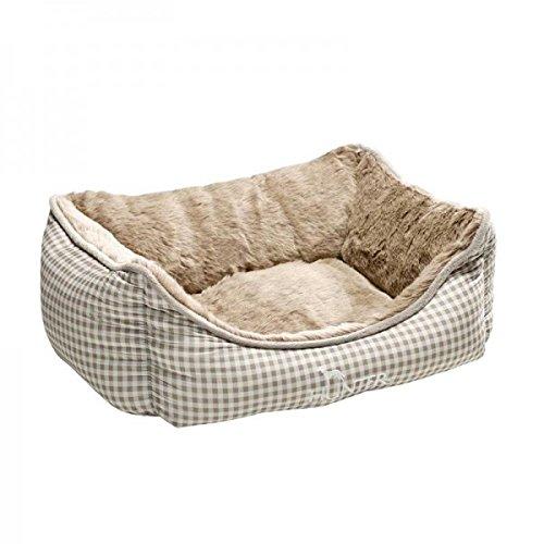 Hunter 61925 Hundesofa Astana, 60 x 45 cm, braun