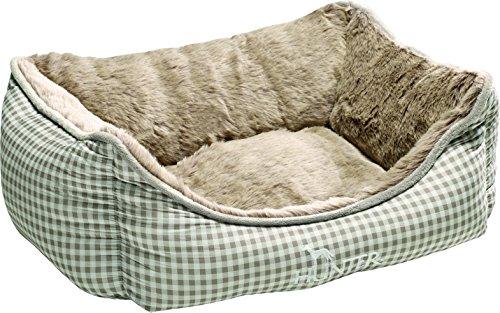 Hunter 61926 Hundesofa Astana, 80 x 60 cm, braun