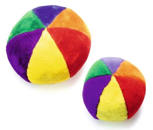 Karlie Plüsch-Ball, Spielball für Hunde und Katzen