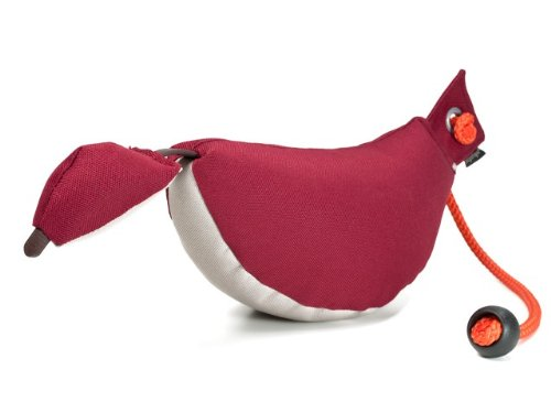 Mystique Bird Dog Dummy 350g (weinrot / beige)