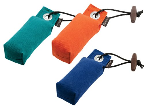 "Mystique® Dummy ""Pocket"" Set 3 x 85g grün, orange, blau"