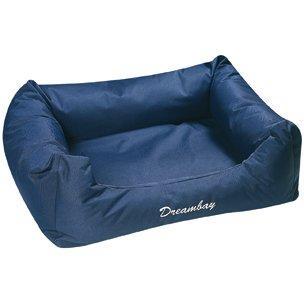 Original Hundebett Sofa DREAMBAY 100cm Farbe blau