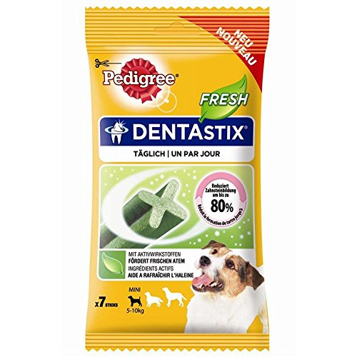 Pedigree Frische Snacks Sm Dentastix -10X110Gr