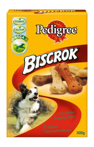 Pedigree Snacks Biscrok 6x500g