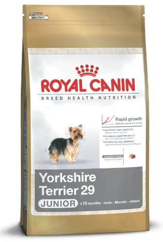 Royal Canin 35118 Breed Yorkshire Terrier Junior 1,5 kg - Hundefutter