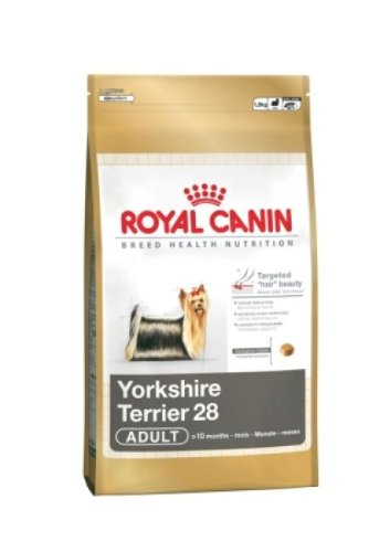 Royal Canin 35122 Breed Yorkshire Terrier 7,5 kg - Hundefutter
