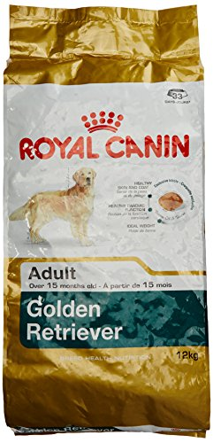 Royal Canin 35251 Breed Golden Retriever 12 kg- Hundefutter