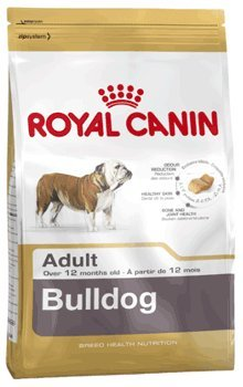 Royal Canin Bulldog Adult 12 kg, 1er Pack (1 x 12 kg)