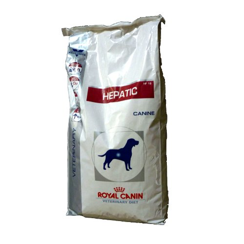Royal Canin Dog hepatic, 1er Pack (1 x 12 kg)