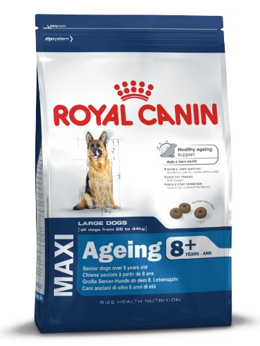 Royal Canin Size Maxi Ageing 8+, 1er Pack (1 x 15.27 kg)