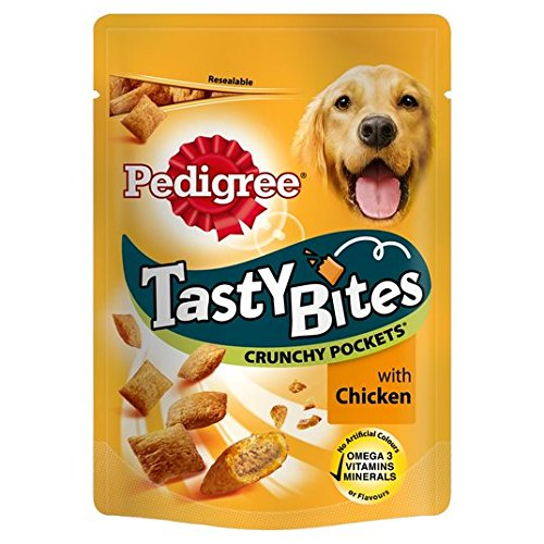 Stamm Tasty Bites Dog Treats Huhn 95g