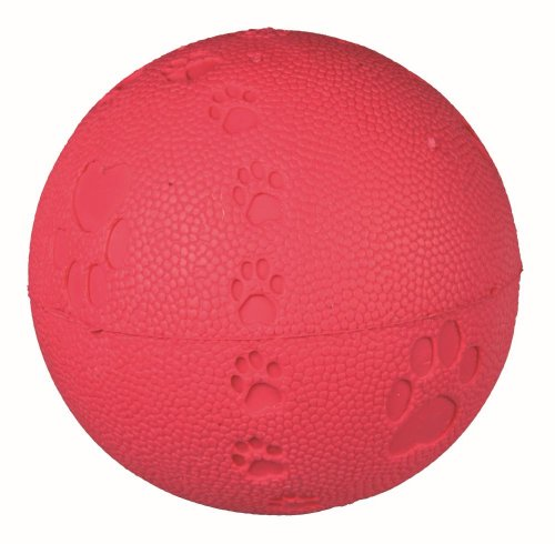Trixie 34863 Spielball, Quietscher ø 9 cm