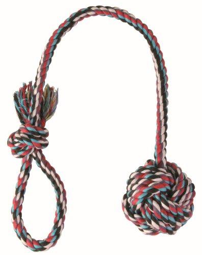 Trixie Spielball am Seil, ø 7 cm/50 cm