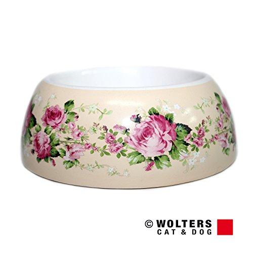 Wolters Rosennapf Hundenapf Luise Keramiknapf creme-white In 2 Größen