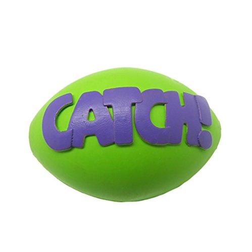 YOUJIA Hundetraining Spielzeug Haustier Interaktives Spielball (6.5CM)