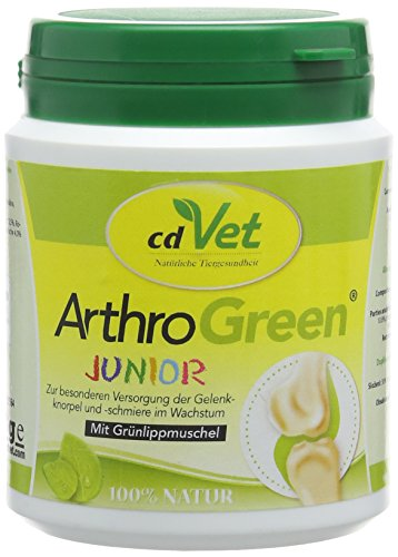 cdVet Naturprodukte ArthroGreen Junior 80 g