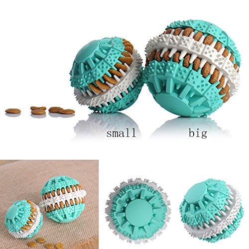 mcitymall77 Hundespielzeug Ball Hundeball Spielball (6cm)