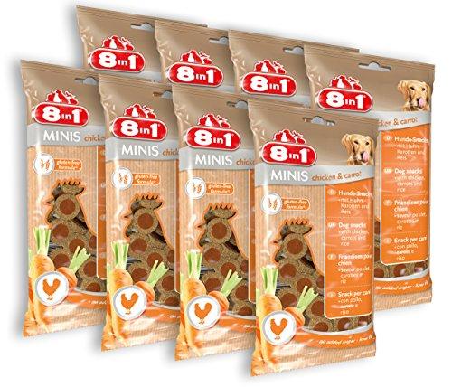 8in1 Minis Hundesnack