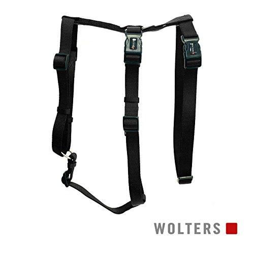 Hundegeschirr ausbruchsicher Professional No Escape, M: 40-50cm schwarz