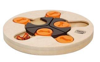 Karlie Flamingo Intelligenzspielzeug Wooden Brain Train Athena