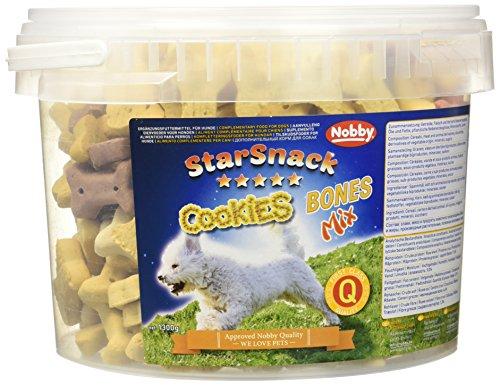 Nobby StarSnack Cookies für Hunde - Eimer 1,3 kg