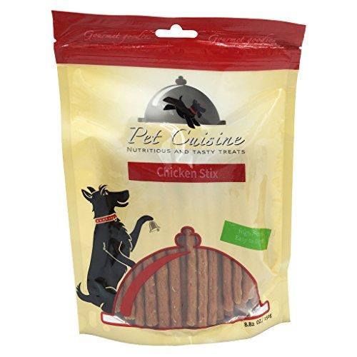 Pet Cuisine Hundeleckerli Hundesnacks Welpen Kausnacks, Hühnerfleisch Sticks, 250g
