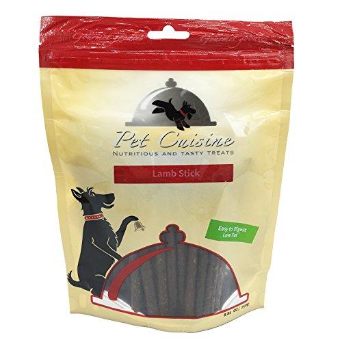 Pet Cuisine Hundeleckerli Hundesnacks Welpen Kausnacks, Lammfleisch Sticks, 250g