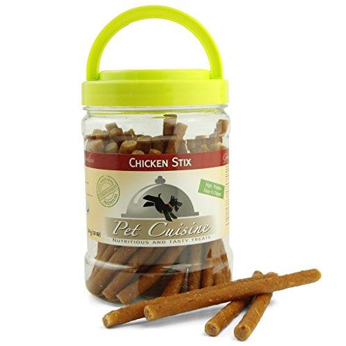 Pet Cuisine natürliche gesunder Kausnack, Ente & Rinderhaut Kauknochen Kauartikel, 340g