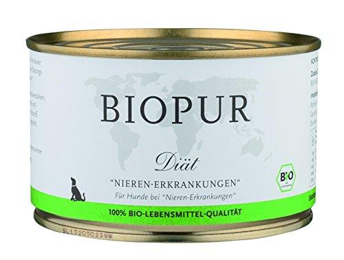 Biopur Bio Diätfutter 400g, 6er Pack (6 x 400 g)