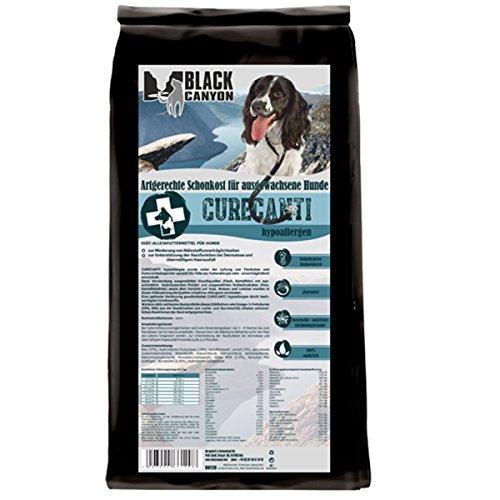 Black Canyon Curecanti Hypoallergen 12kg Hunde Diät-Alleinfutter Trockenfutter