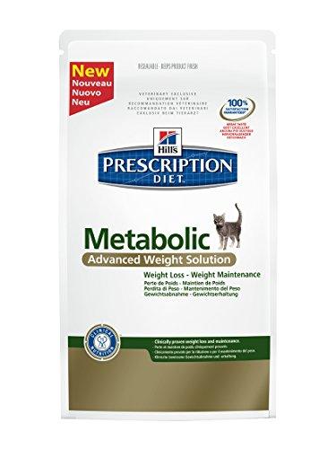 Hill's Prescription Diet Feline Metabolic, 1er Pack (1 x 4 kg)