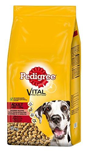 Pedigree Adult Maxi Hundefutter Rind