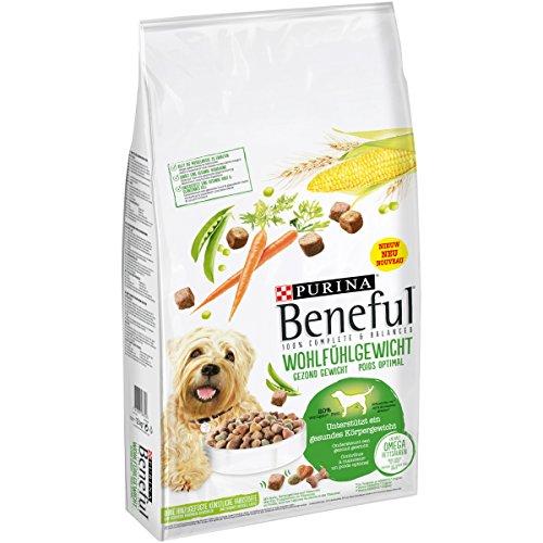 Purina Beneful Hundetrockenfutter Wohlfühlgewicht (mit Huhn, Gartengemüse und Vitaminen)