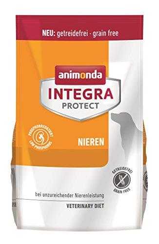 animonda Integra Protect Nieren | Diät Hundefutter | Trockenfutter bei chronischer Niereninsuffizienz (4 kg)
