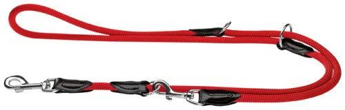 HUNTER Freestyle Verstellbare Führleine für Hunde , robust und wetterfest