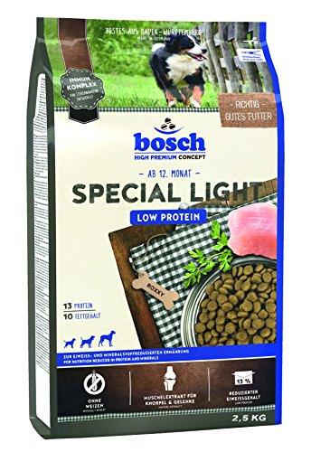 bosch HPC Special Light | Hundetrockenfutter zur eiweiß- und mineralstoffreduzierten Ernährung